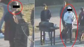 Útočníci z Nových Butovic (21 a 23) se přihlásili na policii. Naléhali na ně jejich blízcí
