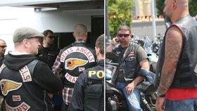 Tohle je pět nejdrsnějších motorkářských gangů světa! Pražané se ale bát nemusejí