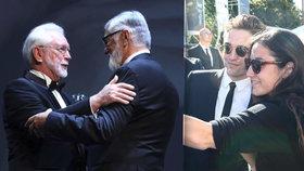 """Dojemný konec Varů: Silná slova díků a rozvášněný """"upír"""" Pattinson! Známe všechny vítěze!"""