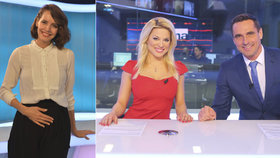 Televizní sexbomba Perkausová: Krutá řež o zprávy na Primě! Ostrouhá Lašková?