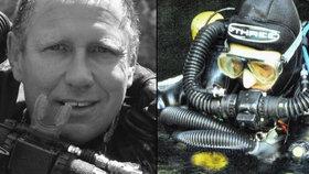 Lékař, který se umí potápět: Tenhle hrdina zachraňuje thajské fotbalisty z jeskyně