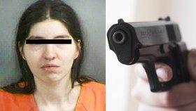 Žena (38) střelila do hlavy vlastního otce. S jeho mrtvolou pak žila čtyři dny v domě!