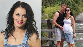 Hvězda Tváře Markéta Procházková porodila: Syna tajila několik dnů