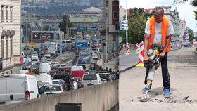 Kolaps dopravy na českých silnicích! Kudy se dostanete do Chorvatska a Itálie?