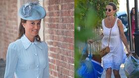 Těhotná Pippa Middleton si zahrává: Dělá přesně to, co lékaři zakazují!