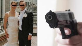 Tatianu (†27) střelili v Mexiku do hlavy: V dovolenkovém ráji slavila první výročí svatby