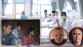 Je to zázrak, říkají čeští hasiči po návratu z Thajska. Zvládli by podobnou akci u nás?