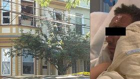 Čech (28) vyhodil byt v Bostonu do povětří: Podle policie vyráběl bombu!