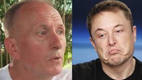 Pedofile! Miliardář Musk zaútočil na hrdinu, který zachraňoval děti v Thajsku