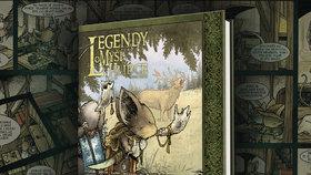 Recenze: Legendy o Myší hlídce odhaluje v Kůrové Kamenici třináct vypravěčů