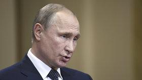 Putin pohrozil Evropě jadernou odvetou. Vadí mu rozmístění dalších amerických raket