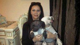 Bývalá podnikatelka Nora Mojsejová přišla o člena rodiny! V nejhorším ji držel při životě