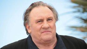 Dlužník Depardieu v Rusku neplatí daně, na paty mu šlapou exekutoři