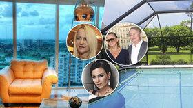 Sexbomba Belohorcová není jediná: Slavní Češi se zbavují bytů na Floridě! Co je k tomu vede?