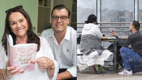 Zamilované hrdličky Gregorová s Koptíkem: Svatba?!