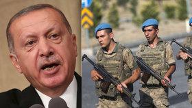 Erdogan odvolal výjimečný stav. Nahradí ho nový zákon proti teroristům