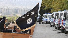 """Policie zhatila teroristický útok. Islamisté chtěli v Německu zabít co nejvíc """"nevěřících"""""""