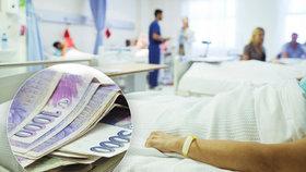 Nejdražší pacienti ve vašem kraji: Rekordní vyšel na 26 milionů, s čím stůňou?