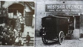 Pražští strážníci hlídají ulice už 160 let: Začali dohledem nad sady, trhovci i žebráky