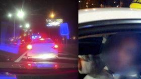 Taxikář (59), který nesměl řídit: Policisté ho zastavili dvakrát za jednu noc. Prý mu zničili život