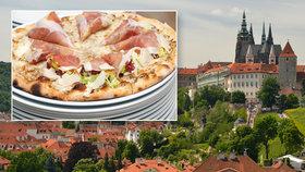 Kde v Praze servírují nejlepší pizzu? Máme pro vás pět tipů, kde naleznete ty NEJ