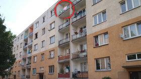 Holčička (4) vypadla v Kadani z okna, další (10) spadla ze stromu v Opavě