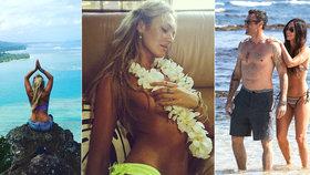 Havajské ostrovy: Lákají na vulkány, odlehlé pláže a žhavé celebrity