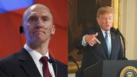FBI zveřejnila tajné dokumenty: Během voleb odposlouchávala Trumpova poradce