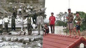 Přehrada zatopila laoské vesnice, tragédii zažilo i Česko. Expert: První napuštění je kritické