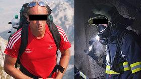 Tragédie ve Studénce: Dobrovolný hasič Jarek (†38) zde zemřel při výkonu práce