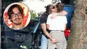 Vášeň na ulici tenistky Strýcové s tetovaným fešákem: Za zády Krause!