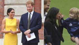 Dvojnásobný přírůstek do královské rodiny? Meghan porodí dvojčata, předpovídá expertka!