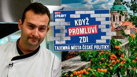 Pod pokličkou v kuchyni britské ambasády: Co si kuchař pěstuje a co vaří šéfovi?