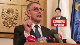 Komentář: Skončí nesmyslná křížová výprava na ministry? Metnar nepadl, není plagiátor