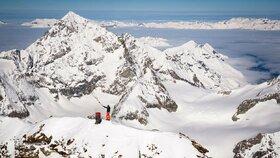 Rozluštili záhadu mrtvého z Matterhornu: Bratr ho hledal čtyři týdny. Odkud cizinec byl?