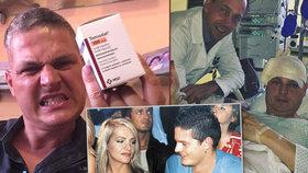 Expřítel Dary Rolins Petr Vlasák: Znovu bojuje s rakovinou! Vrátila se potřetí