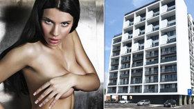 Luxus Ficovy exporadkyně Troškové: Nový byt za 6,5 milionu má i terasu s vířivkou