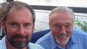 Ital Ridi pohostil Karla Gotta: Místo obdivu přišel trapas!