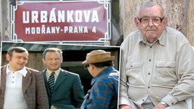 Horlivý příslušník VB z Chalupářů Urbánek: Řekl, co provedl u Havla na Hradě!