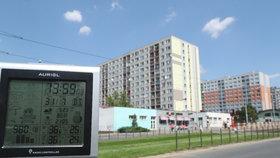 Horka sužují soudní budovy bez klimatizací: Při přelíčení už zkolaboval svědek