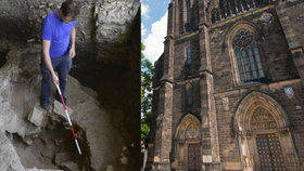 Senzační objev na Vyšehradě: Nově nalezený kostel neměl na území západních Slovanů obdoby
