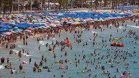 Vedro ve Španělsku zabilo už tři lidi, v některých částech je až 45 °C