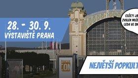 Pražská megaakce, Festival PragueCon: Hrozí ostuda za 40 milionů!