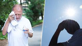 Ve vedrech vám hrozí nebezpečný úžeh či úpal. Jak je poznáte a čím se liší?