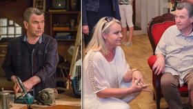 Velká sláva televize Prima bez její hvězdy: Postránecký opět chyběl! Nemocný herec nabírá síly