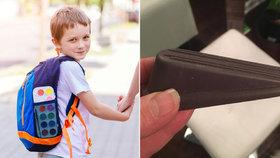 """Nová """"vychytávka"""" do školní brašny: Zarážka do dveří proti šíleným střelcům"""