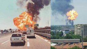 Prokurátor promluvil o mohutném výbuchu cisterny v Boloni. Explozi šlo asi předejít