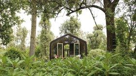 Domov z papíru! Návrháři vytvořili modulární dům z recyklovaného kartonu
