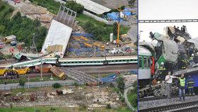Znova a pořád bez výsledku: Znalci se opět neshodli, kdo může za neštěstí vlaku ve Studénce