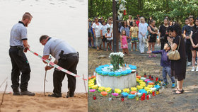 """Smrt chlapců (†5 a †7) na jezeře Lhota. Rodiče míří opět k soudu, pro """"výchovný efekt"""""""
